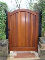 wooden gate wooden gates pinterest