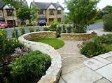 Front Garden Design Ideas: Front Garden Design Ideas With Stone ...