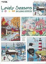 In Long Stitch Plastic Canvas - Leisure Arts #3348 - Plastic Canvas ...