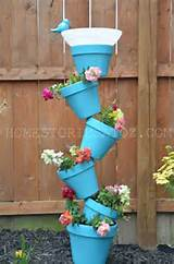 Be Different...Act Normal: Topsy Turvy Pots