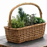 ... Day Herb #Garden Gift Basket | Fun and Unique Gift Ideas For