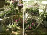 Planting Crates | Flea market garden ideas | Pinterest