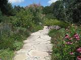 ... Perennial Farm in Burlington, WI leads into one of the display gardens