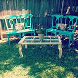 ... Upcycled Furniture Ideas - Outdoor Garden and Patio Ideas - Comfort