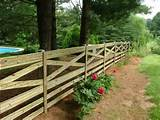 advanced fence systems picture better decks and fences lawrenceville ...