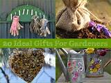 ... life the perfect gift with these fantastic 'green fingered' ideas