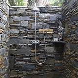 outdoor showers from breakwater design build inc by breakwater