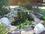 Small+Pond+Waterfall+Ideas | Small Pond | Backyard ponds and Zen gard ...