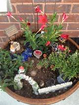Gnomes Garden Planning Ideas: 15 Outstanding Gnome Garden Ideas Foto ...