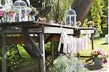 shabby chic outdoor weddings 2 inspiration boards ideas and trends
