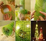 Do it yourself tutorials: 30 creative ideas for Christmas trees ...