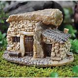 Troll Rock House With Fire Wood