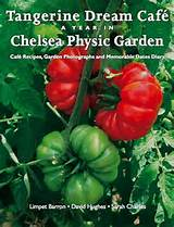 ... Chelsea Physic Garden book - Some Christmas gift ideas for gardeners