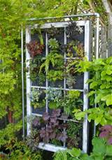 Vertical Gardens :: Vegetable Garden Ideas