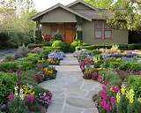 patio ideas for front of house landscaping gardening ideas
