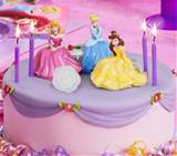 Disney Princess Garden Royalty Cake Topper | ThePartyWorks