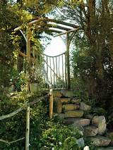 stairs: Stones Step, Secret Gardens, Rustic Gardens, Stairways Gates ...