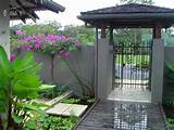tropical garden design ideas Tropical Garden Design with Lagoon ...
