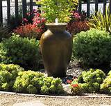 yard fountain ideas water fountains landscape ideas water garden