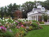 traditional landscape by walpole landscape architects designers