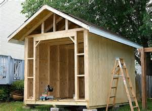 how to build a shed in 10 steps outdoor storage shed so you need a