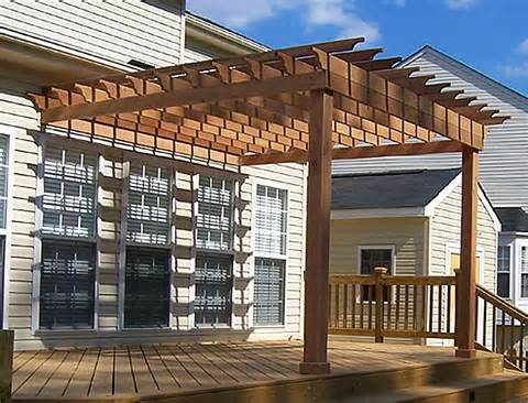 Idea Gallery - Pergolas and Arbors