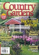 bhg country gardens magazine subscription buy at newsstand co uk