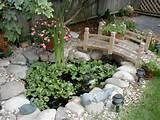 ... Preformed Pond Liner Installation Preformed Pond Liner And Mini Bridge
