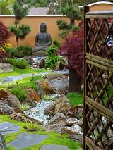 Buddha Statues In The Garden Outdoors Home Garden Television