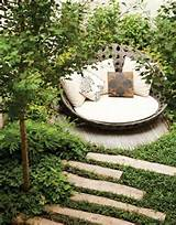 Secret Garden Reading Nook