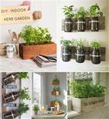 DIY Ideas: Indoor Herb Garden Solutions |