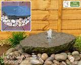 fountain garden design ideas pinterest