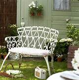 garden in vintage style ideas decor advisor
