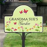 mothers day gifts for grandma personalized garden stake jpg