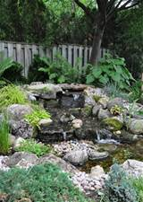 three dogs in a garden pin ideas small water features garden ponds