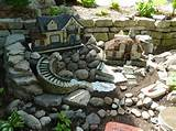 ideas outdoor how to create diy landscape fairy garden ideas with