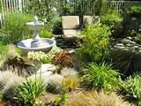 Diseño de un jardín pequeño. Como aprovechar al máximo el espacio ...