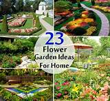23 Amazing And Beautiful Flower Garden Ideas To Beautify Your Garden ...