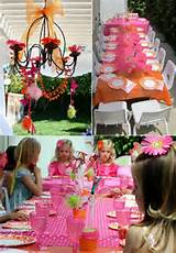 real parties fairy garden party