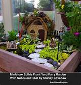 miniature and fairy garden design ideas by shirley bovshow, container ...