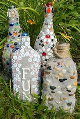 gardening ideas mosaics recycled materials, gardening, repurposing ...