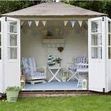 Painted Garden Shed Ideas PDF building plans for small sheds
