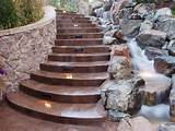 to light your outdoor entryway outdoor design landscaping ideas