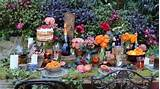 Garden party spread | PARTY- Recipes; Decoration Ideas & Tips; Gift I ...