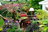 flower gardensbackyard flower gardens home exterior design ideas