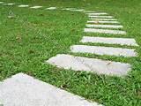 landscaping ideas for garden path walkways