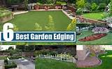 Best Garden Edging Ideas - Tips For Creative Garden Edging Ideas ...