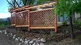 Grape Trellis Design Plans for Pinterest