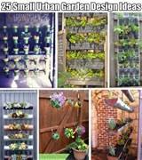 ... , below are some great ideas for urban gardening. Give them a try