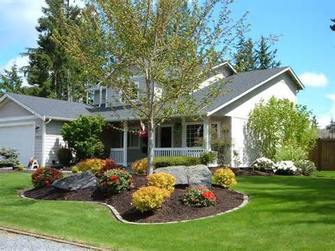 Garden Front Yard Garden Ideas Landscaping ideas for small front yard ...